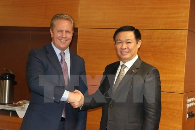 新西兰承诺继续为越南提供官方发展援助