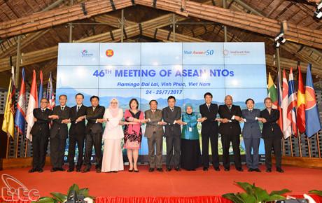 东盟国家旅游机构第46次会议正式召开