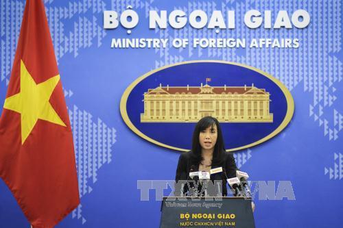 美国宗教自由报告歪曲越南宗教信仰自由情况