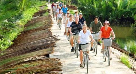 越南接待国际游客达近850万人次