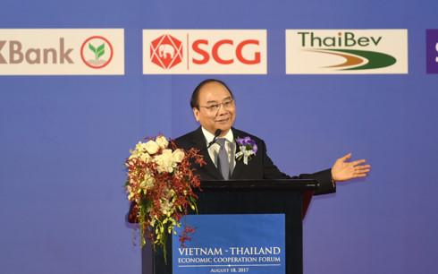 促进越泰全面投资合作关系