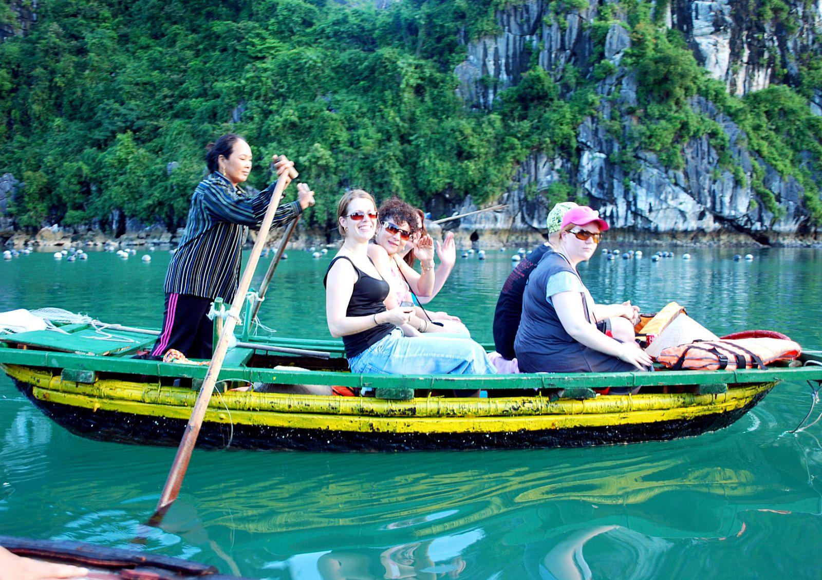 2017年前9个月越南接待国际游客量达逾940万人次