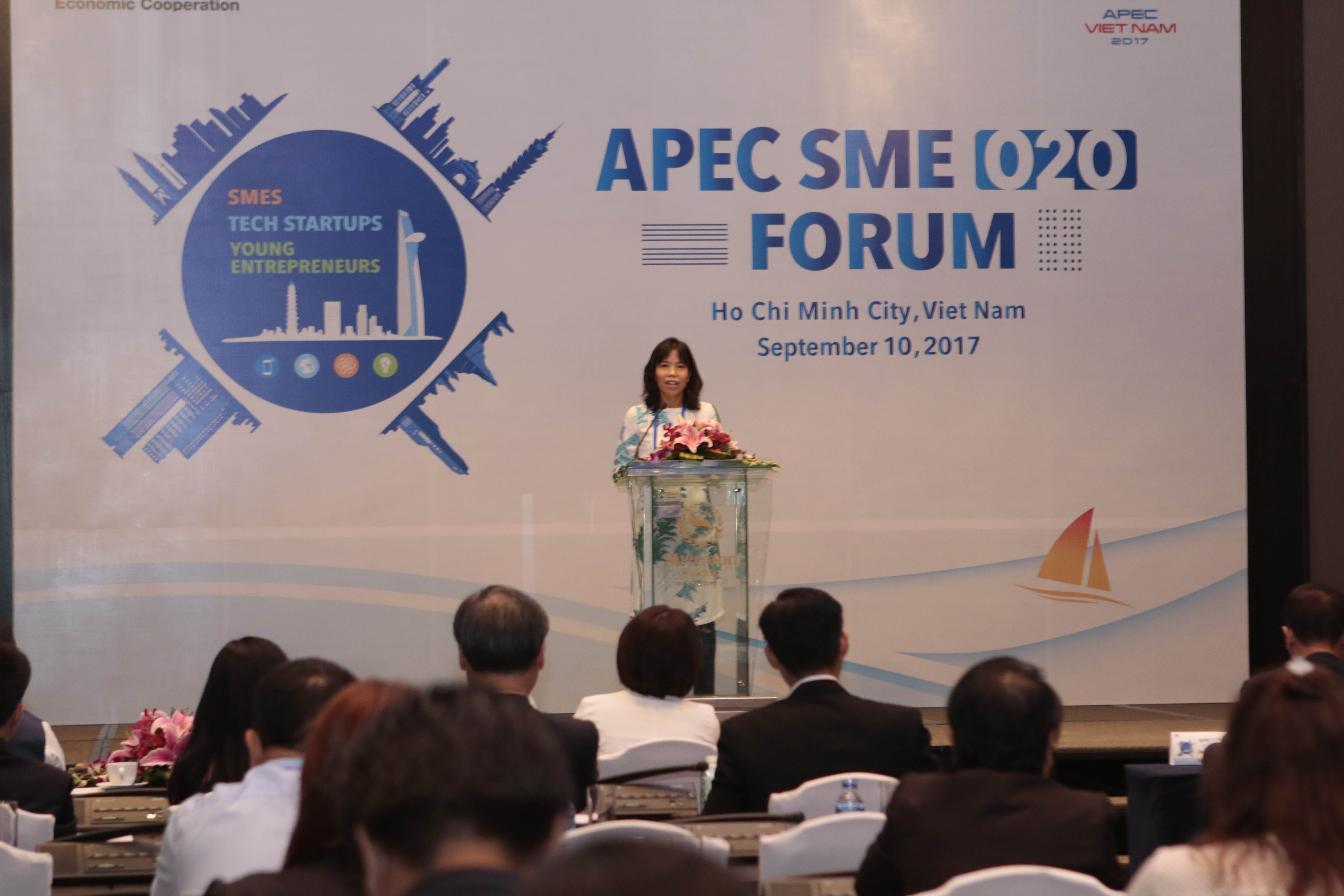 APEC 020 Forum:为提高新企业数字技术竞争力做出贡献