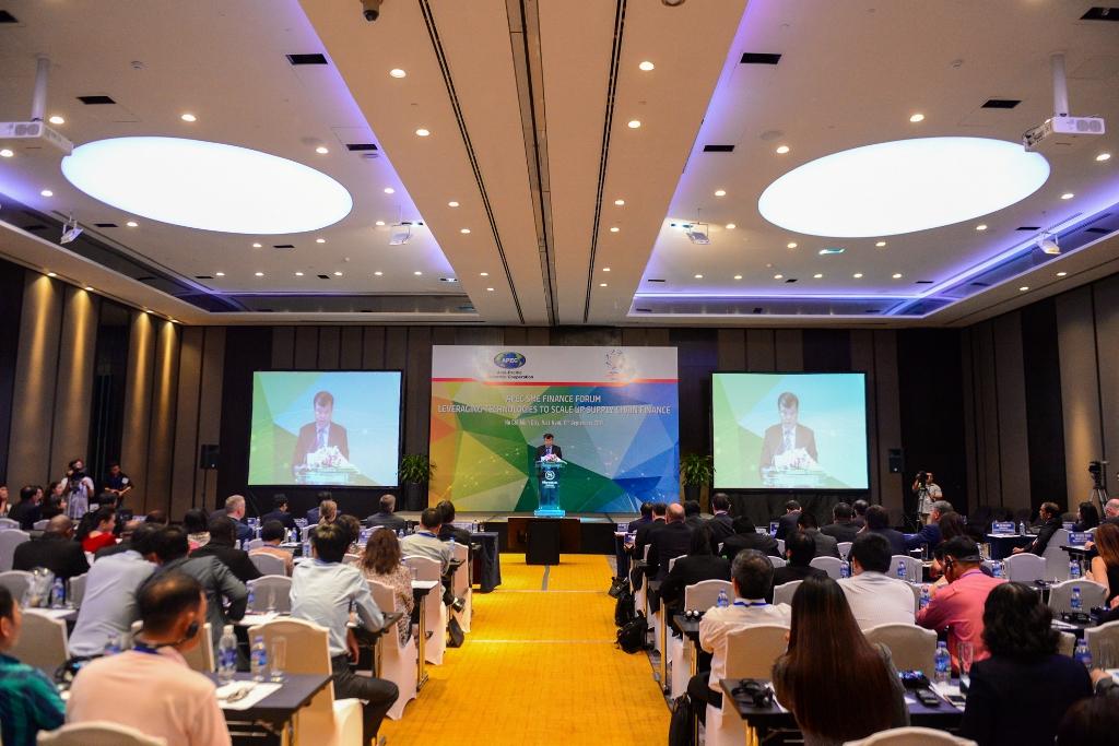 中小微企业在APEC中创新和活跃发展