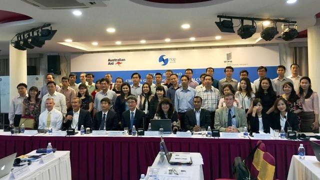 WIPO协助越南发展知识产权和应用先进科技