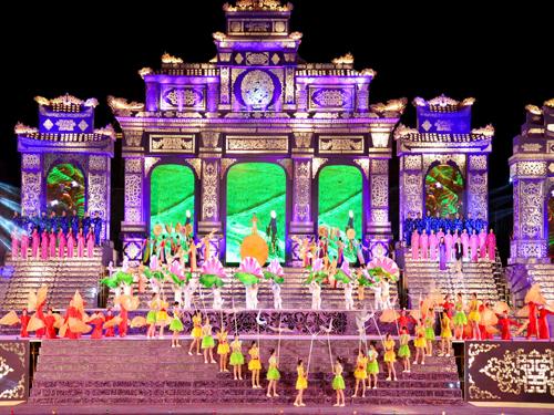 2018年顺化文化节:一个目的地五个遗产