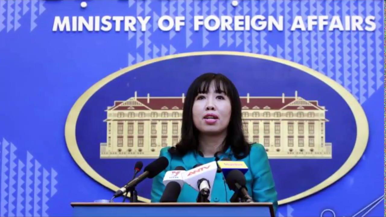 越南外交部发言人:尚未收到越南公民在墨西哥地震中受伤的报告