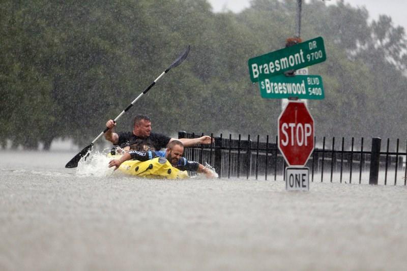 研究称美国东海岸未来水灾会更频繁
