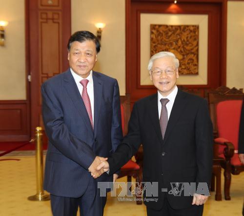 越南重视发展与中国的合作关系