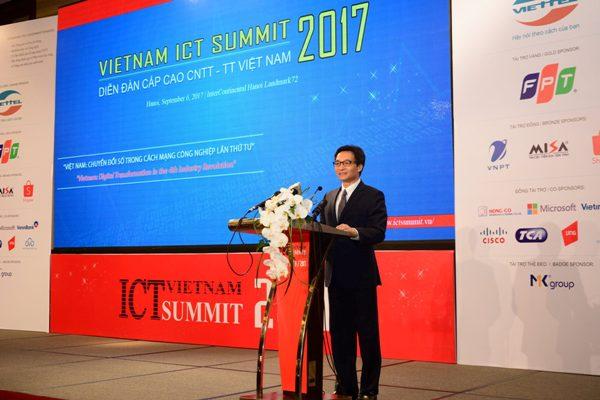越南信息与通信技术高层论坛在河内市举行