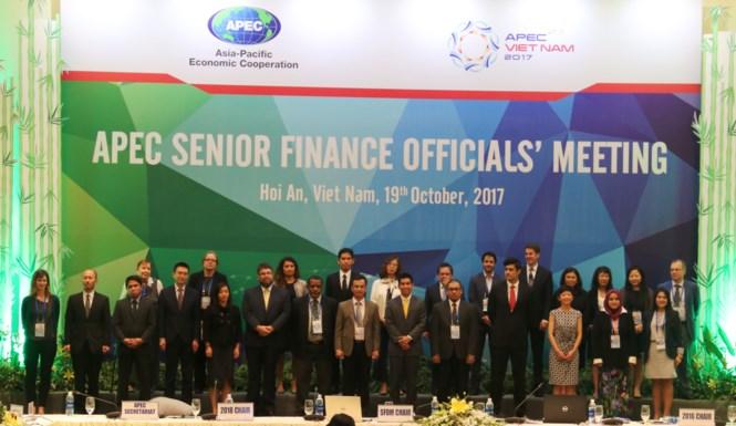 2017年越南APEC财政高官会举行