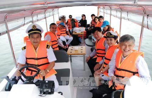 胡志明市推出7条新江河旅游线路