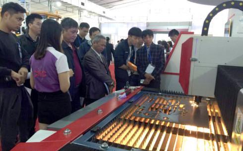 2017年越南工业商品国际展销会在河内开展