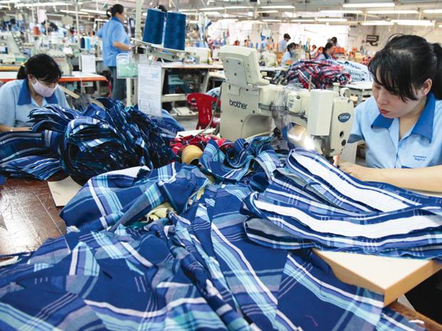 美国继续成为越南最大的出口市场
