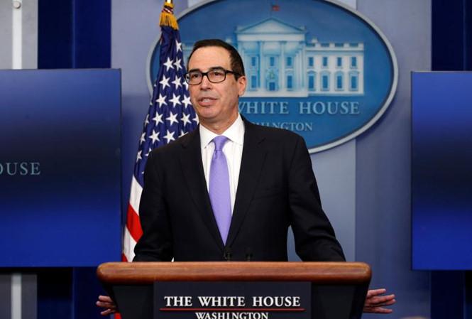 美国财长呼吁改革世行和IMF两大机构