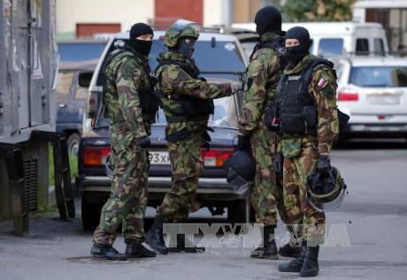 俄罗斯安全部门抓获4名涉恐嫌疑人