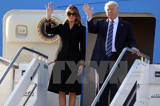 美国总统特朗普将出席APEC领导人非正式会议并访问河内市