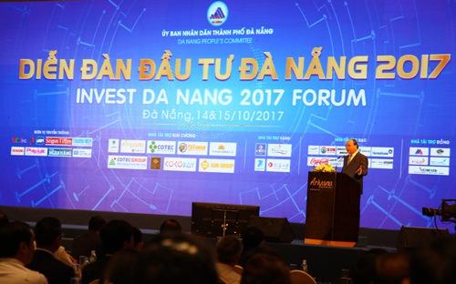 2017年岘港市投资论坛  岘港市应充分发挥引资方面的表率作用