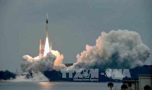 """日本成功发射""""引路""""4号导航卫星"""