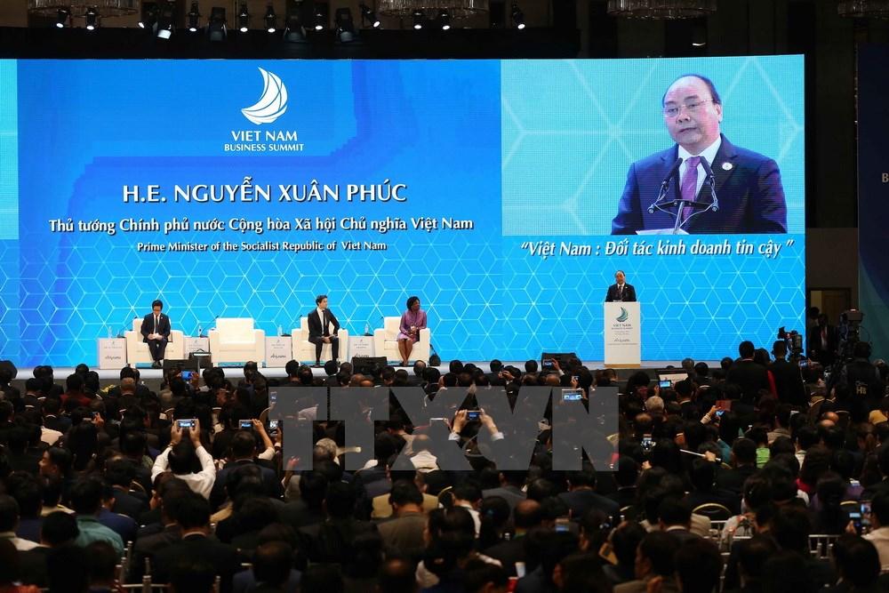 APEC 2017: 越南商务峰会开幕