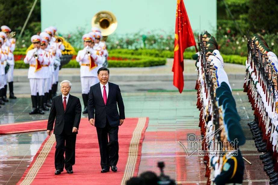 中共中央总书记、国家主席习近平访越之旅回顾