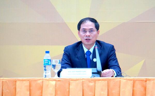 亚太经合组织(APEC)高官总结会议闭幕