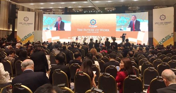 2017年APEC工商界领导人峰会:就业问题为重中之重
