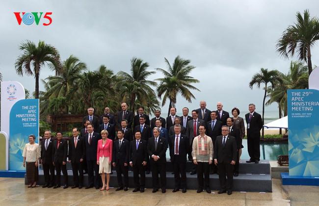 APEC代表高度评价东道主越南的作用