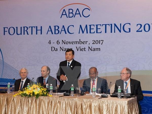 亚太经济体领导人携手共创未来