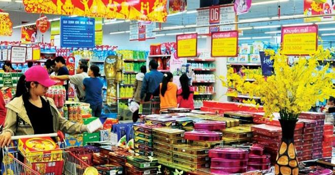 胡志明市企业年货生产和储备量价值达118万亿越盾
