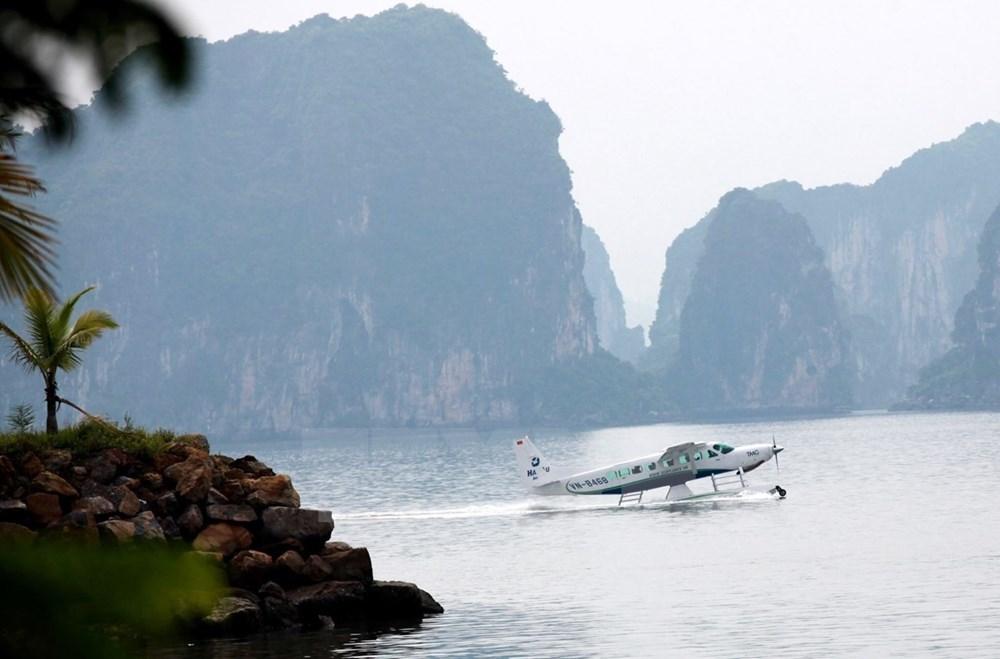 广宁拟开通下龙湾至姑苏岛的水上飞机航线
