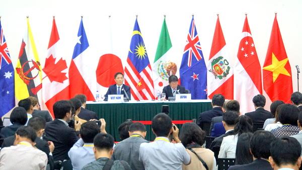 TPP更名为《跨太平洋全面与进步伙伴关系协定》