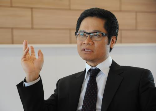 2017年APEC工商界领导人峰会主席:企业欲推进本地区对话力度