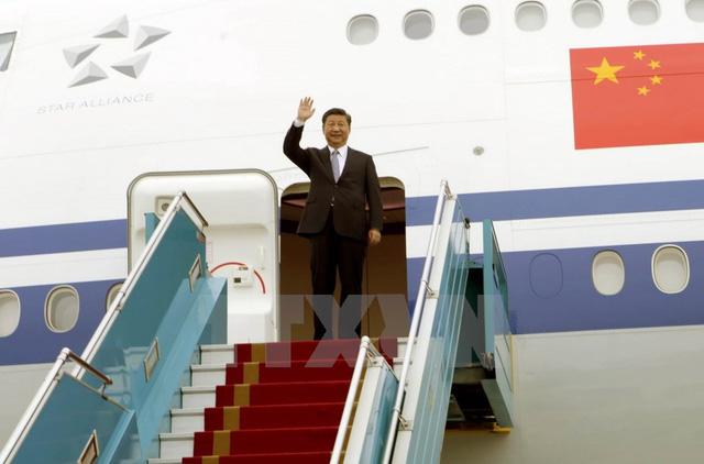 中共中央总书记、国家主席习近平圆满结束访越之旅