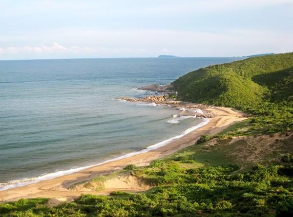 盖旃岛—广宁省新兴旅游目的地