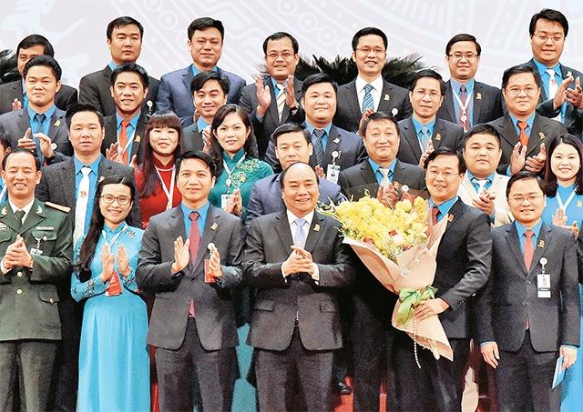 第十一届胡志明共青团全国代表大会闭幕