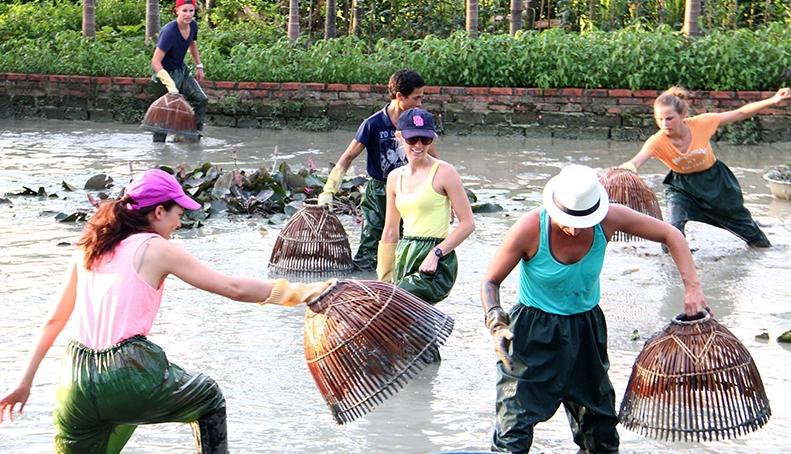 社区旅游是推进广宁省旅游业可持续发展的新方向之一