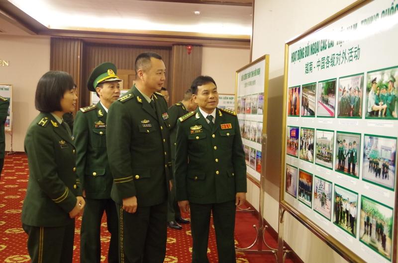 越南老街省边防与中国云南公安边防设立外事联络员及开通热线电话