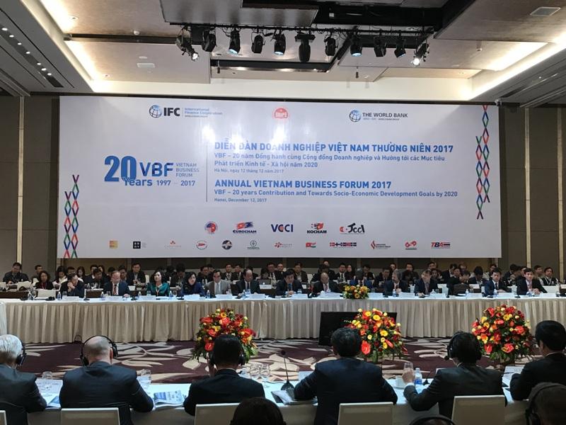 阮春福总理:第四次工业革命是投资者的机会