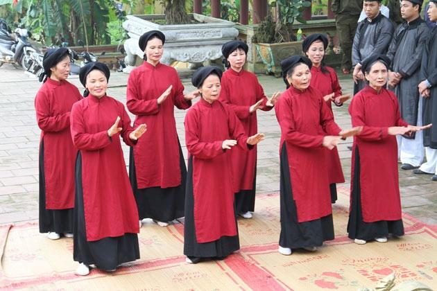 富寿省春曲列入《人类非物质文化遗产代表作名录》