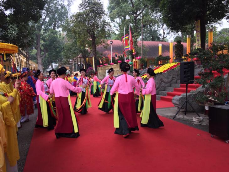 广宁省卧云春季庙会:保护和发扬民族文化遗产价值