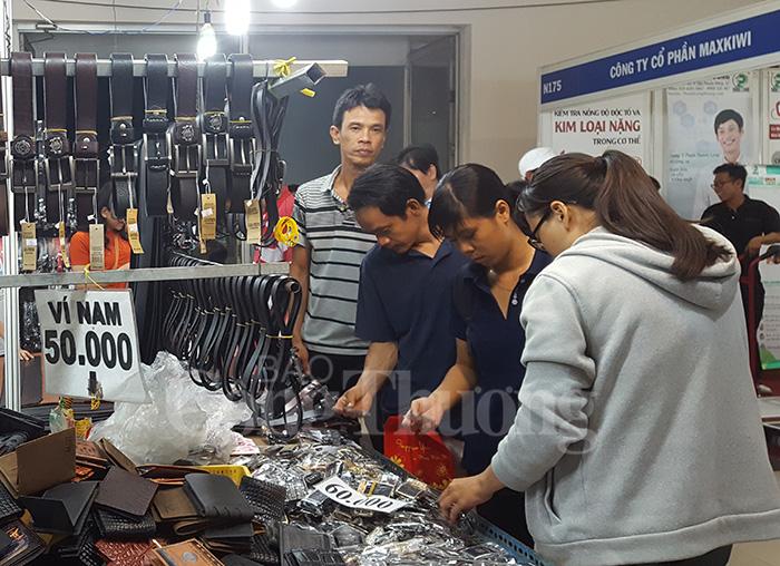 胡志明市对接各种促销形式  刺激消费