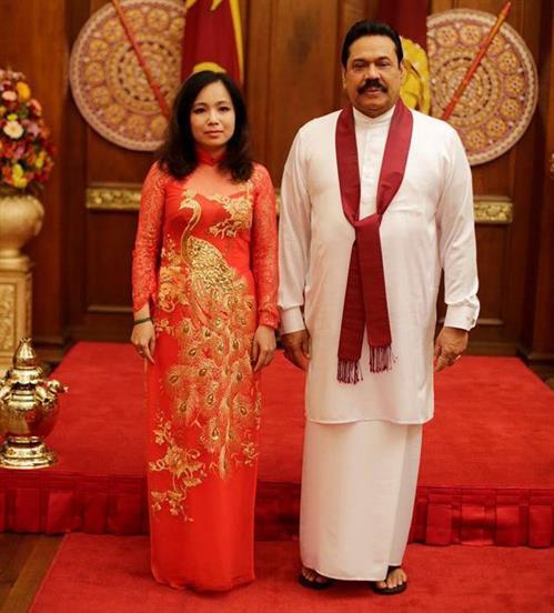 越南女代表当选科伦坡计划秘书长