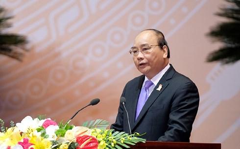 阮春福总理:青年要在应用第四次工业革命成果中发挥带头作用