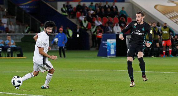 世俱杯-C罗扳平贝尔替补绝杀 皇马2-1逆转进决赛