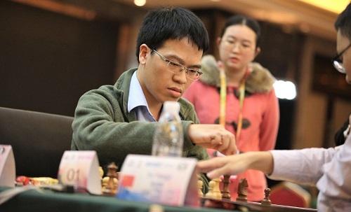 2017年智英赛超快棋:黎光廉居第七位