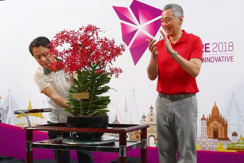 新加坡与东盟一道应对共同挑战