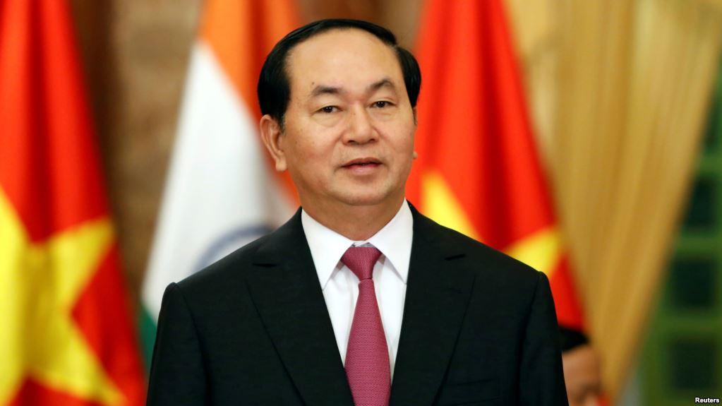 国家主席陈大光:高度弘扬爱国主义精神、自立自强意志,推动国家快速可持续发展
