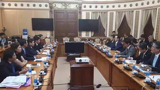 胡志明市与日本青森县加强合作 发展高科技农业