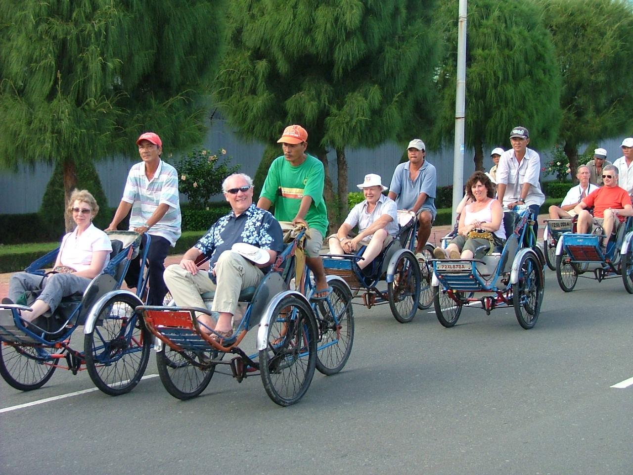 元旦期间到河内旅游的外国游客猛增